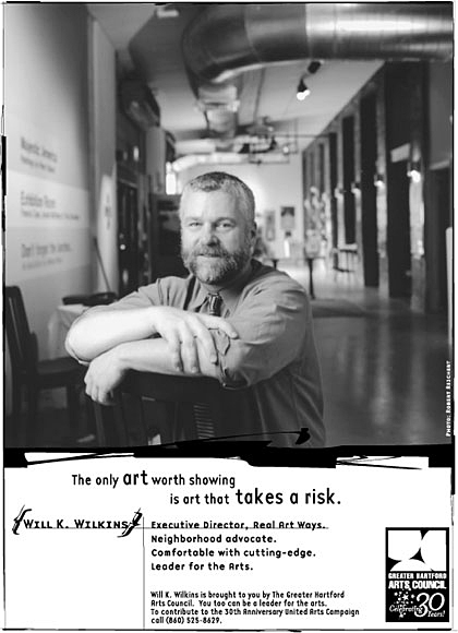 Leaders for the Arts Ad Series