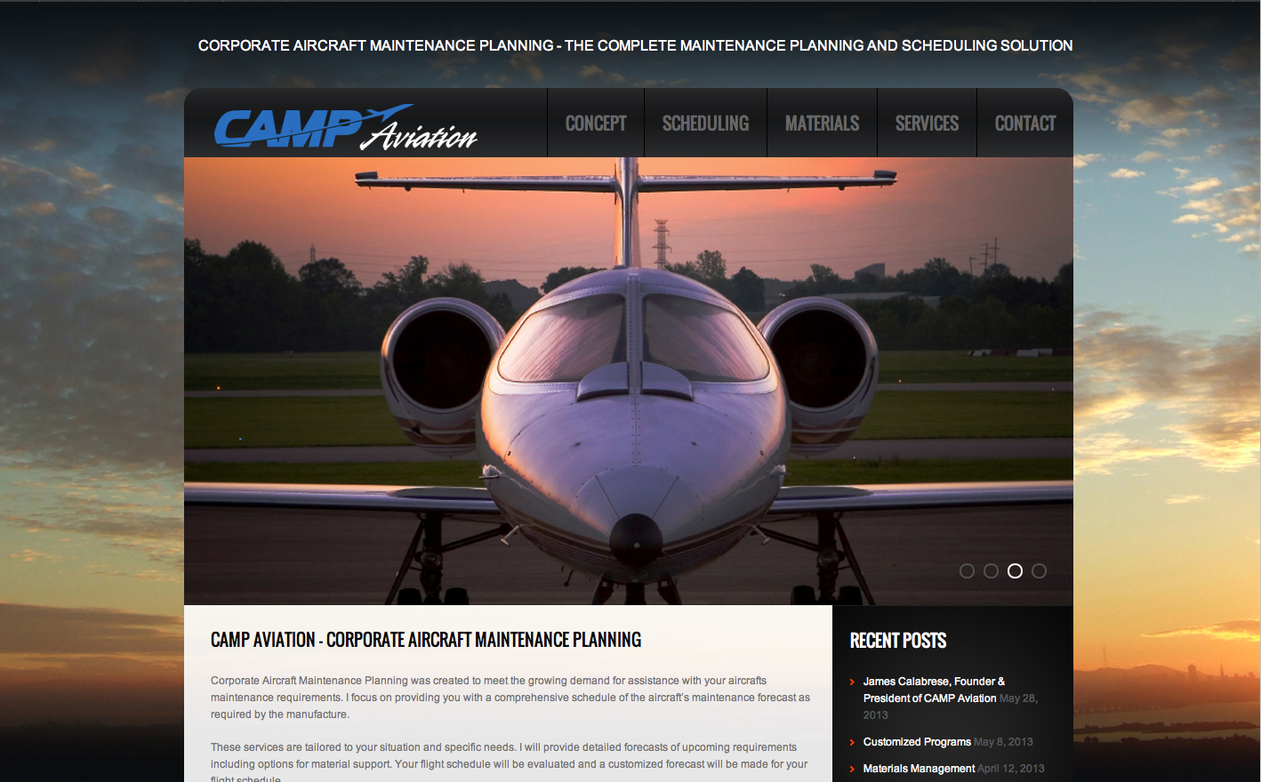 CAMP Aviation