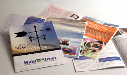 Main Street Community Foundation Annual Report