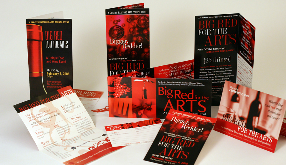 Big Red for the Arts