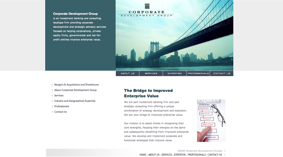 Corporate Development Group