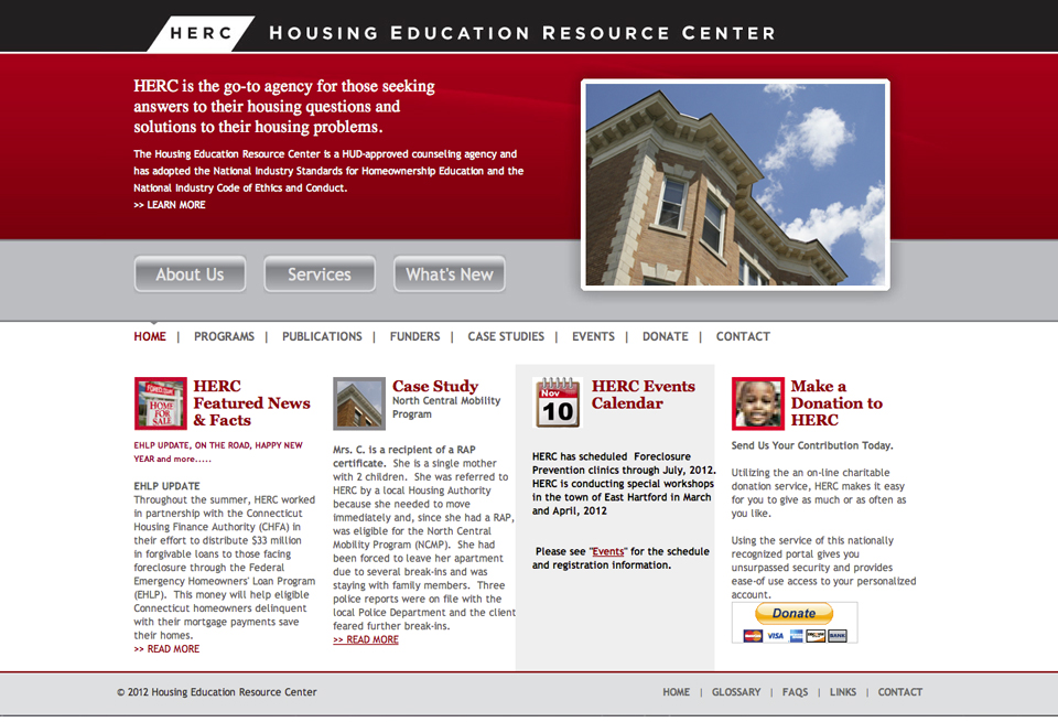 HERC – Housing Education Resource Center