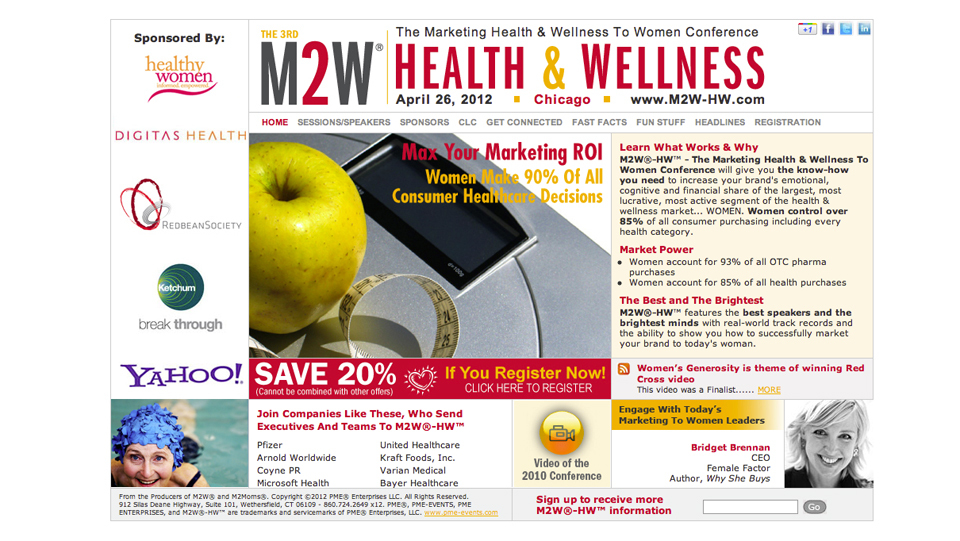 Marketing Health & Wellness to Women