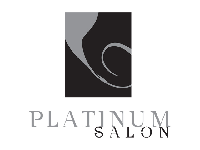 Platinum Salon Identity