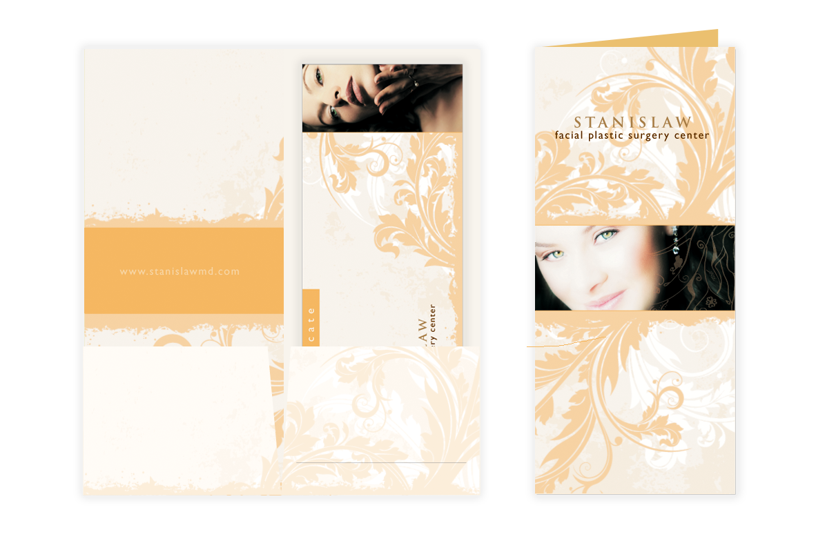 Plastic Surgeons Brochure