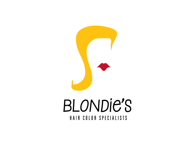 Blondie's Logo