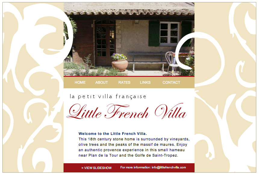 Little French Villa