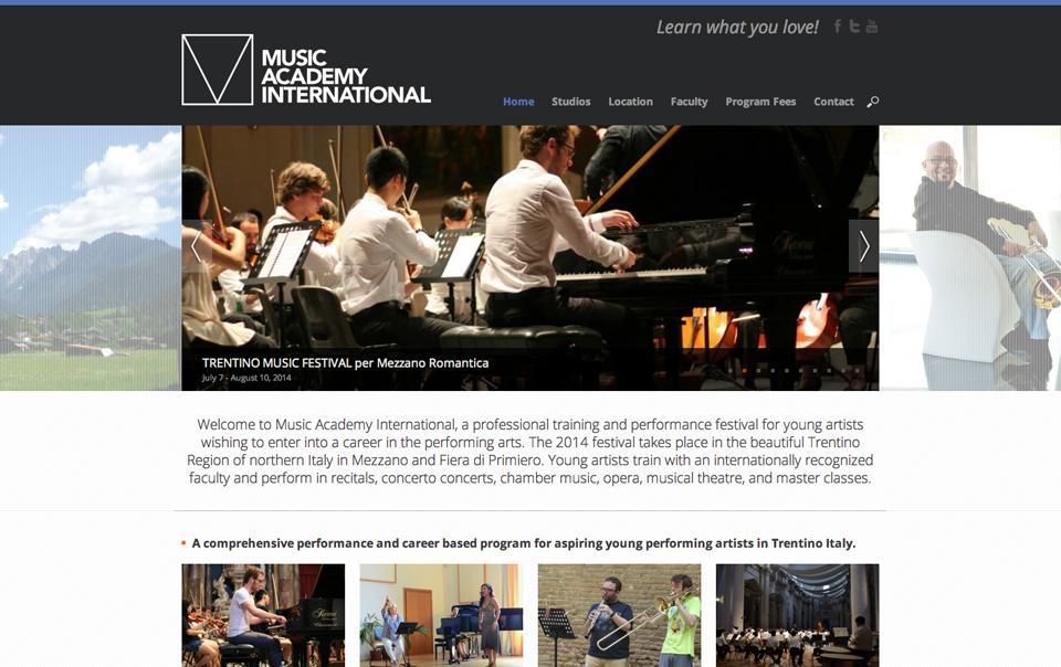 Music Academy International