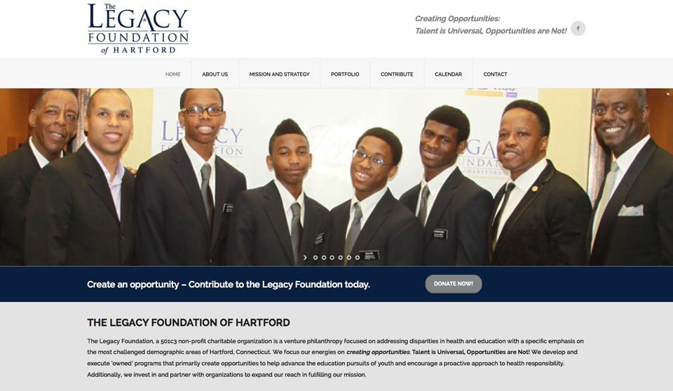 Legacy Foundation Hartford