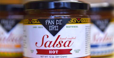 Pan De Oro Salsa