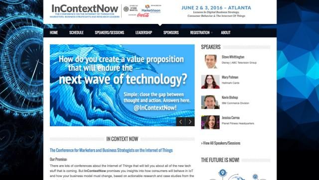 InContextNow Website
