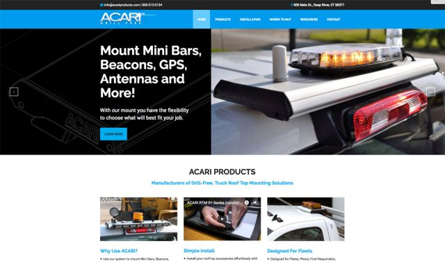 ACARI Website